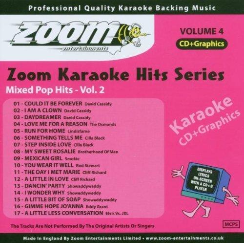 SMOKIE - Zoom Karaoke Cdg - Karaoke Hits 4 Mixed Pop Hits 2 By Zoom Karaoke - Zortam Music