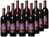 2009 Madsen Family Cellars Washington State Merlot Case Pack, 12 x 750 mL Wine