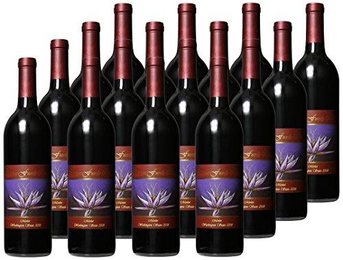 2009 Madsen Family Cellars Washington State Merlot Case Pack, 12 x 750 mL Wine by Madsen Family Cellars