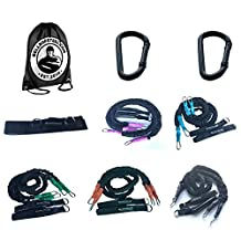 Ultimate Band package by Bells of Steel   Full set w/ Anchor, Carabiners