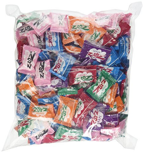 Assorted Zotz Bulk Candy - 2LB