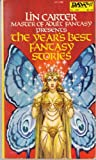 img - for The Year's Best Fantasy Stories book / textbook / text book