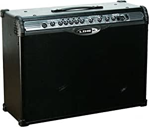 line 6 spider ii 212 stereo guitar combo amplifier 150 watts 2x12 in musical. Black Bedroom Furniture Sets. Home Design Ideas