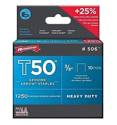 Arrows 506 T50 Staples