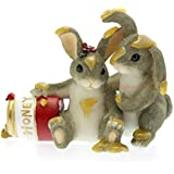 Charming Tails - Honey Bunny - Rabbits with Honey Jar by Charming Tails