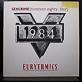 Eurythmics - Sexcrime (Nineteen Eighty Four) - Lp Vinyl Record
