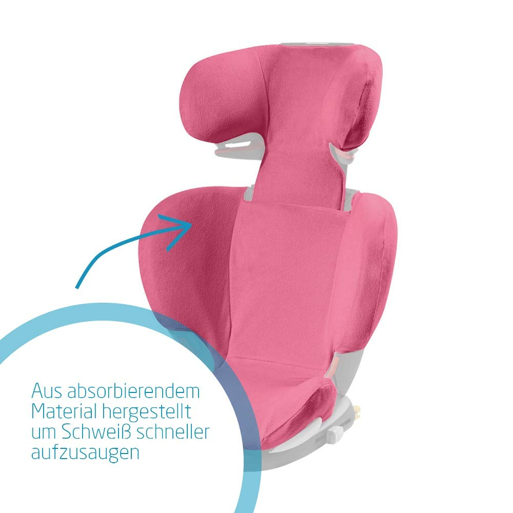 f/ür Kindersitz RodiFix AirProtect blau Maxi-Cosi 24998077 Maxi-Cosi Sommerbezug//Schonbezug blau