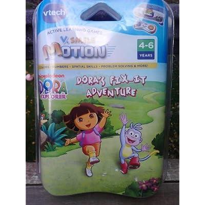 VTech - V-Motion: Dora the Explorer: Toys & Games