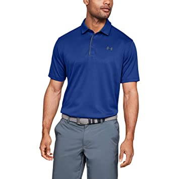 Under Armour Tech Polo - Polo Hombre: Amazon.es: Ropa y accesorios