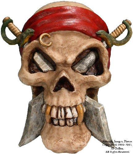 Pirat (Halloween Jack In The Box)