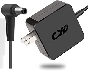 CYD 65W 19V 3.42A Replacement for Laptop-Charger Asus AD887320 ADP-65DW B ADP-65GD B ADP-65HB BB ADP-65JH BB ADP-65NH A EXA0703YH Power-AC-Adapter-Power-Cord