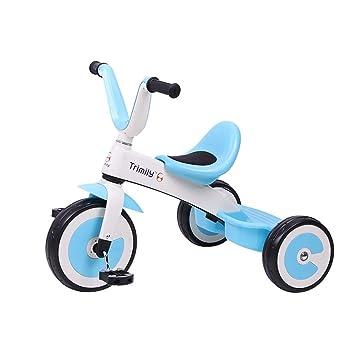 ZLMI Andador, Triciclo para niños, Bicicleta Infantil Pedal para ...