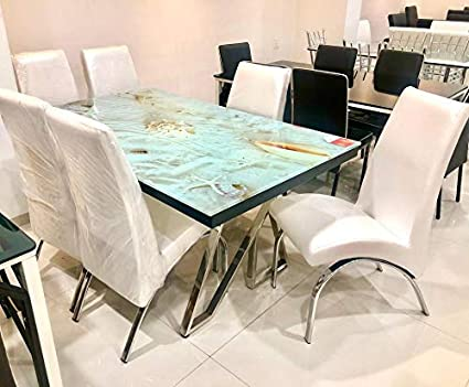 Fancy Dining Table Chair Sets Amazon In Home Kitchen