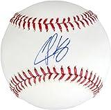 Cameron Maybin San Diego Padres Autographed Baseball - Fanatics Authentic Certified - Autographed Baseballs
