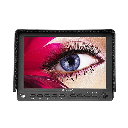 BESTVIEW S7 4K camera HDMI HD monitor video TFT field 7'' inch DSLR lcd monitor 19201200 by Bestview