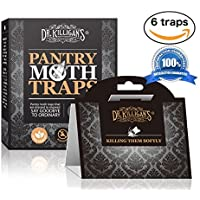 Dr. Killigan's Premium Pantry Moth Traps With Pheromone...