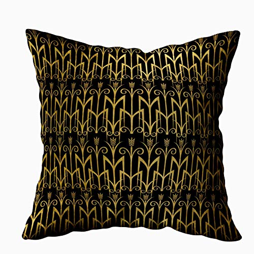 Musesh golden egyptian wheat color barley art deco for sale  Delivered anywhere in USA