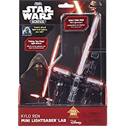 Uncle Milton Star Wars Science Kylo Ren Lightsaber Room Light