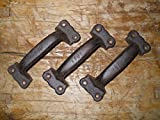 New 20 Cast Iron by YourLuckyDecor Antique Style RUSTIC Barn Handle, Gate Pull, Shed / Door Handles