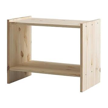 Beistelltisch küche ikea  IKEA RAST Ablagetisch Kiefer 52x30 cm Beistelltisch Nachttisch ...