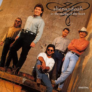 In the Vicinity of the Heart by Shenandoah (CD)