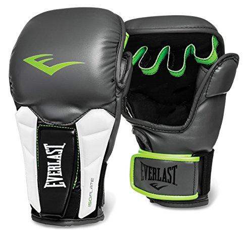 - Everlast Prime MMA Universal Training Gloves, Grey, Large/X-Large