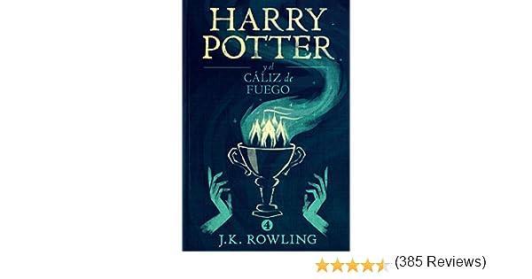 Harry Potter y el cáliz de fuego eBook: Rowling, J.K., Salamandra ...