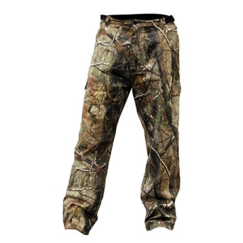 Scent Blocker Silver Anti-Microbial TechnologyYouth Pant, RealTree Xtra - Clothes Hunting Youth