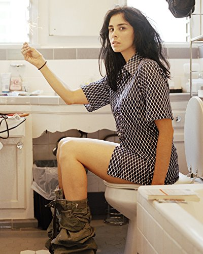 Sarah SIlverman 8 x 10 GLOSSY Photo Picture IMAGE #2
