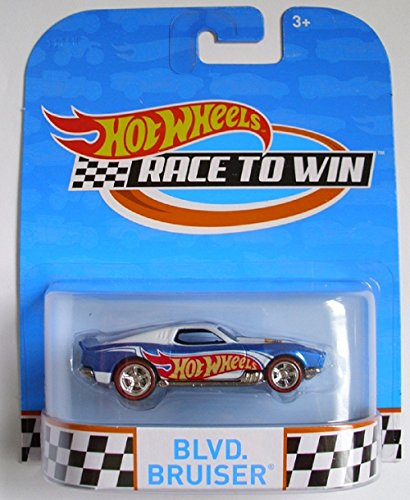 Hot Wheels Race To Win Blvd Bruiser Indianapolis Childrens Museum Real - Kids Blvd