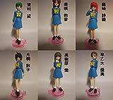 Japan Import Eugene SR Tokimeki Memorial Figure Collection all six