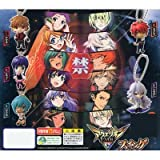 Gashapon Aquarion EVOL swing Mikage Normal ver. Containing five sets
