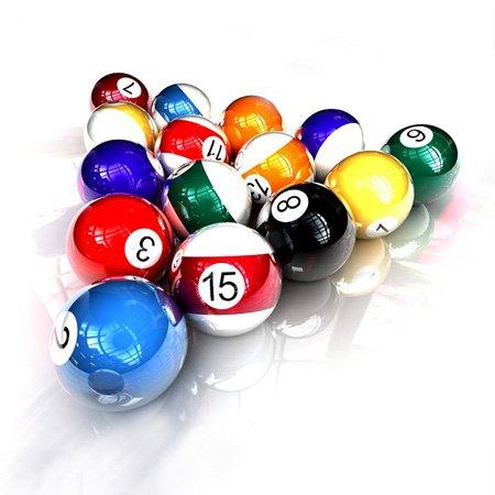 Billiards-Billiards-Balls-Pool-Iron-on-Heat-Transfers