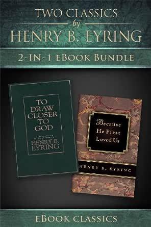 Henry B. Eyring 2-in-1 eBook Bundle (English Edition) eBook: Henry ...