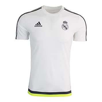 7f17c163970dd adidas Real Madrid CF Training Jersey-White