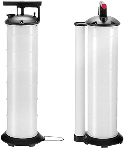 7L aceite líquido Extractor bomba de transferencia vacío coche combustible gasolina líquido refrigerante agua Manual: Amazon.es: Coche y moto
