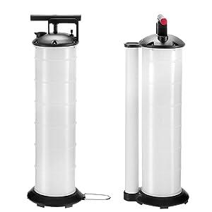 7L aceite líquido Extractor bomba de transferencia vacío coche combustible gasolina líquido refrigerante agua Manual