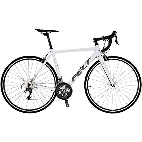 FELT(フェルト) ロードバイク F85 ホワイト 480mm B01LRUG1Z4