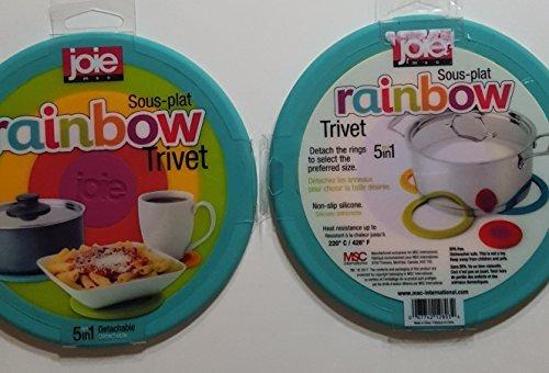 Sous-Plat Rainbow Trivet
