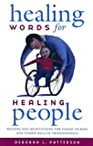 Healing Words for Healing People, Deborah L. Patterson, 0829816739