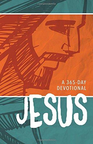 Jesus: A 365-Day Devotional