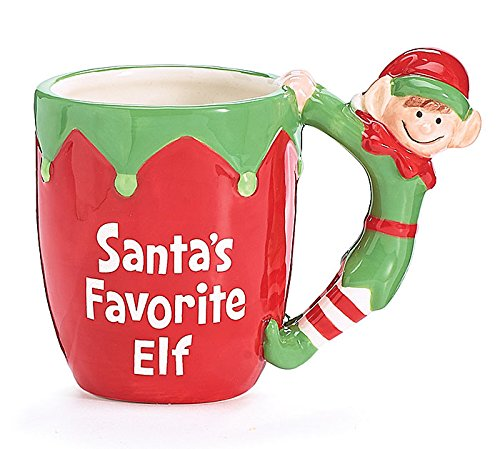 Christmas Ceramic Ounce Santas Favorite product image