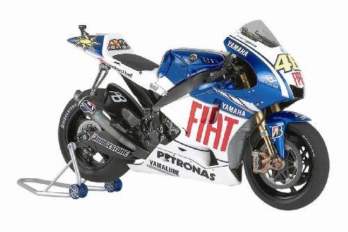 Tamiya 14117 1/12 Yamaha YZR-M1 '09 Fiat Yamaha Team