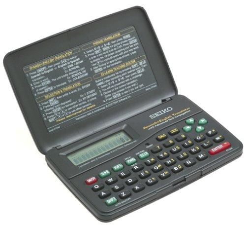 Seiko ET2240 Spanish English Translator (Translate Machine compare prices)