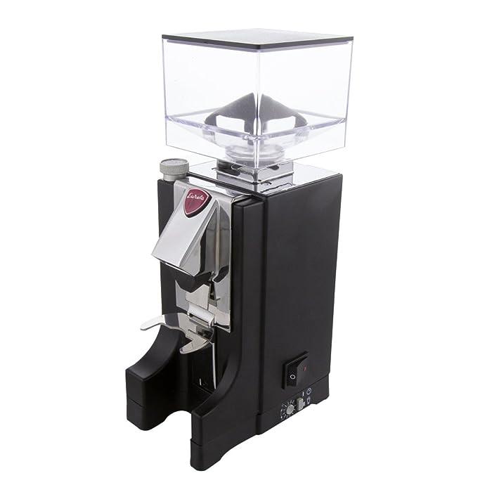 Eureka Mignon Instantaneo Programmable Dosing Burr Grinder - Black