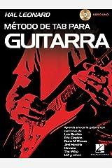 Hal Leonard Guitar Tab Method - Spanish Edition: Metodo De Tab Para Guitarra (GUITARE) Paperback