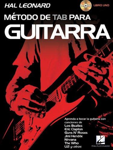 Hal Leonard Metodo de Tab Para Guitarra: Book 1: Hal Leonard Publishing Corporation: Amazon.es: Instrumentos musicales