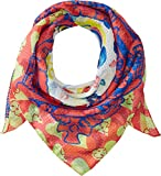 Vivienne Westwood Women's Floral Scarf White One Size
