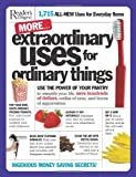 More Extraordinary Uses for Ordinary Things, Reader's Digest Staff, 1606520210
