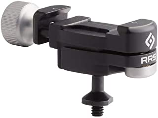 "product image for Really Right Stuff BC-18 Micro Ball Head Clamp with 1/4""-20 Male Thread, 10 lb Capacity"